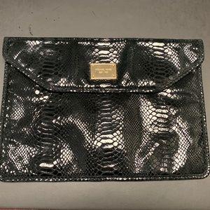 Michael Kors Black Laptop Case / Sleeve